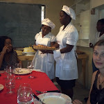 Heartline Haiti Cooking School