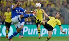 Schalke 04 vs Borussia Dortmund,