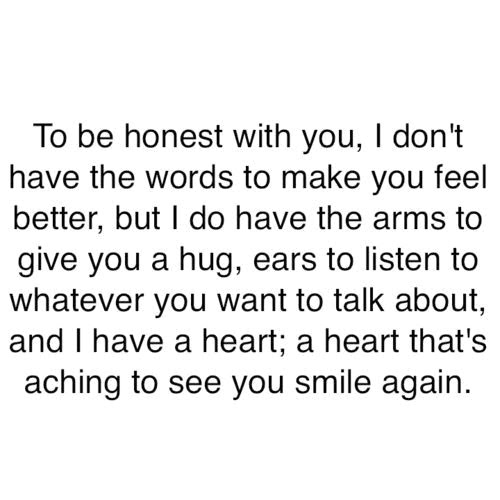 To Be Honest I Love You Quotes : To be honest with you NuttyTimes Beautiful Quotes & More