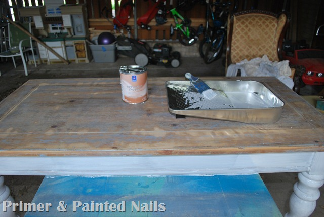 Adhesion Primer - Chevron Table