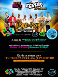 Turma do Pagode no Caribbean Club em São Paulo