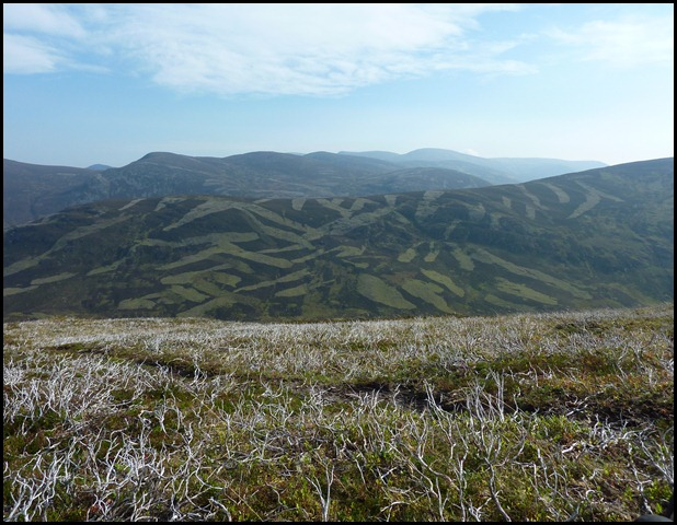 Slopes of Sron nan Gabhar
