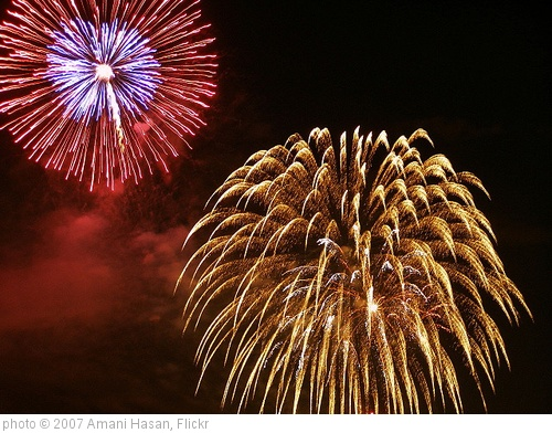 'Fireworks' photo (c) 2007, Amani Hasan - license: http://creativecommons.org/licenses/by/2.0/
