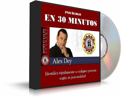 PSICÓLOGO EN 30 MINUTOS, Alex Dey [ Audiolibro ] – Cómo poder identificar rápidamente a cada persona según su personalidad