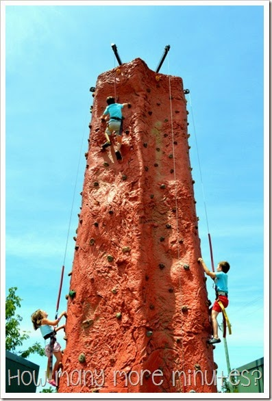 Shepparton: Emerald Bank Adventure Park ~ How Many More Minutes?
