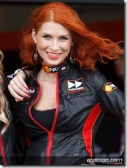 Paddock Girls Grande Pr&eacute;mio de Portugal Circuito Estoril  06 May 2012  Estoril Circuit  Portugal (3)