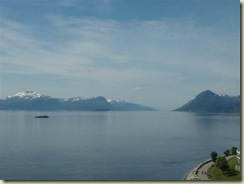 Romsdalsfjord from Molde (Small)