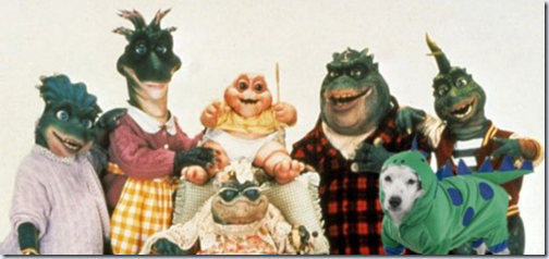 The Sinclair family.