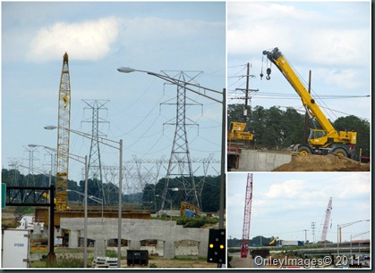 turnpike cranes collage2