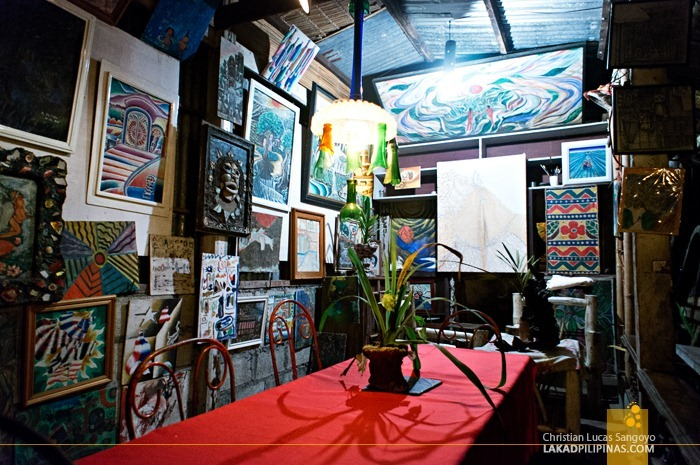 Goodtimes Cafe Art Gallery