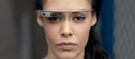 Creatividad publicitaria googleglass