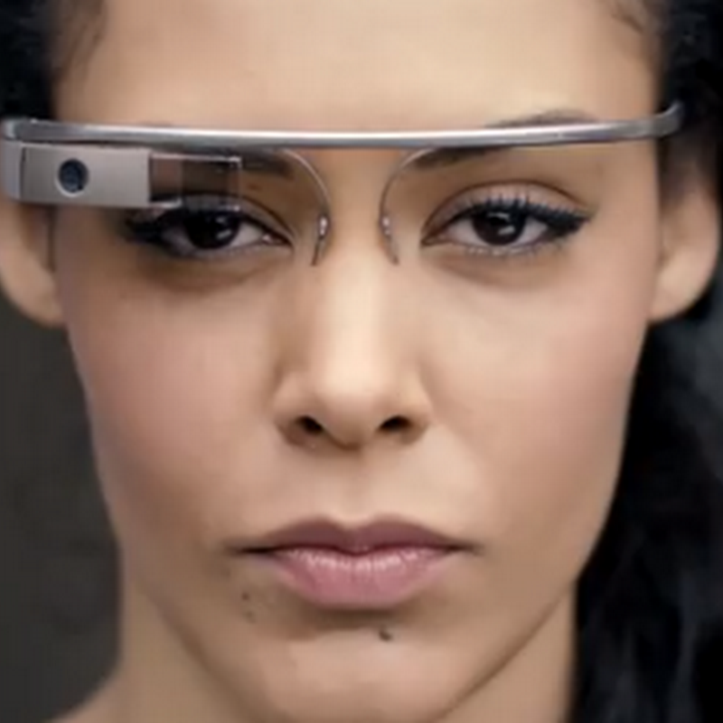 Una app de Google Glass para motivarte a correr o a huir