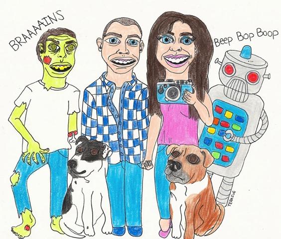 zombie-robots