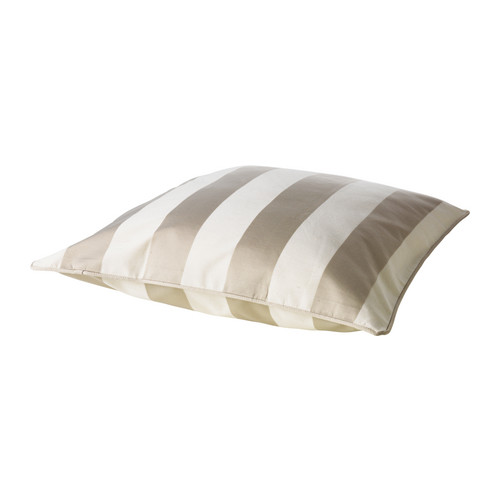The creaminess of this pillow is so gorgeous and it looks so comfy.  (ikea.com)
