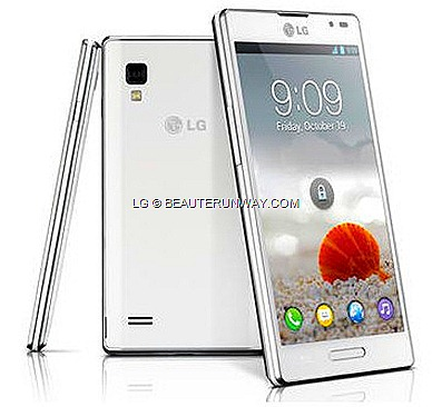 LG OPTIMUS L9 SMARTPHONE INNOVATIVE UX FEATURES  QTranslator, My Style Keypad QMemoTM 4.0 ANDROID ICE CREAM SANDWICH 4.7-inch IPS display ultimate viewing experience 5 Mega Pixel camera high-density 2,150mAh SiO battery