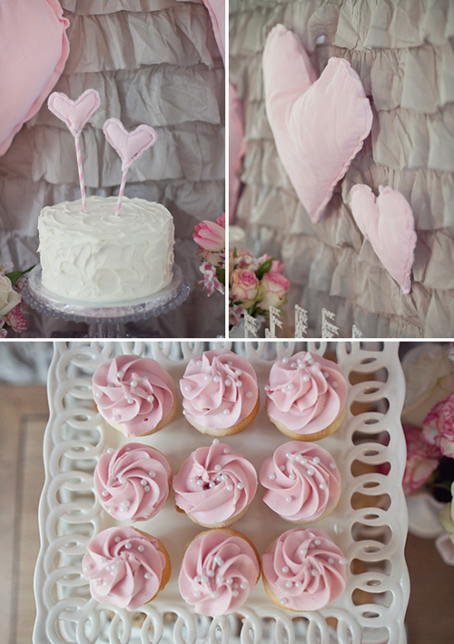 Semplicemente Perfetto Lovely Milk Pink Gray Party 03