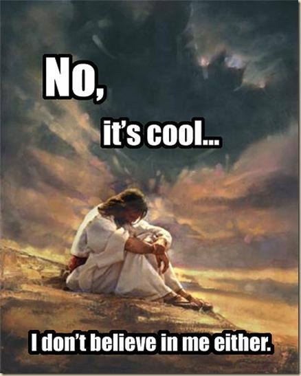 no creo en jesus ateismo