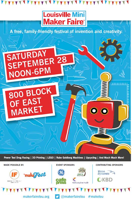 Louisville Mini Maker Faire