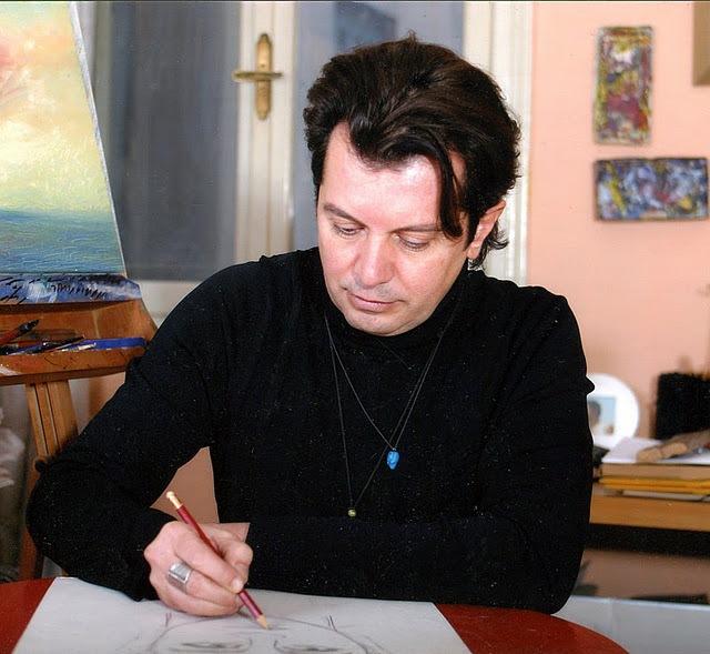 Κώστας Ευαγγελάτος: Κυκλοφορία και παρουσίαση εκδόσεων τέχνης