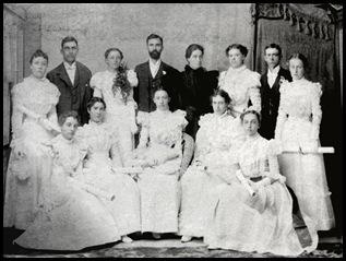 graduating class 1898