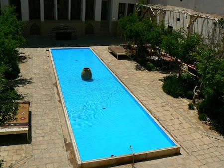 Kashan: Khan e-Ehsan hotel