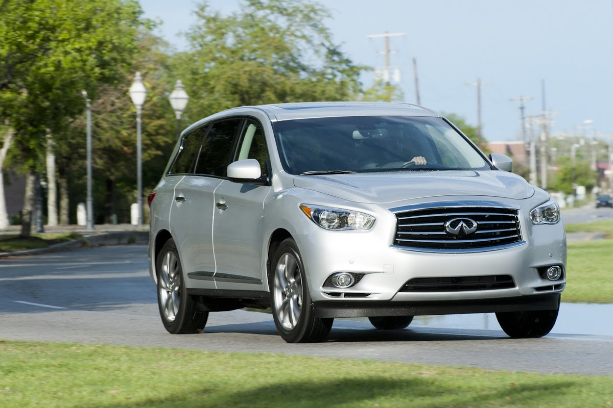 Feds probe 2013 infiniti jx after reports about unnecessary 2013 infiniti jx 27 vanachro Image collections