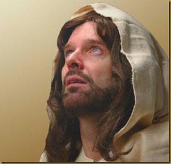 JESUS PIDIENDO