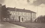 """Rathaus Osterholz-Scharmbeck; aus J. Segelken """"Heimatbuch"""", 1938"""