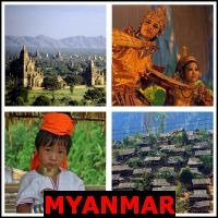 MYANMAR- Whats The Word Answers