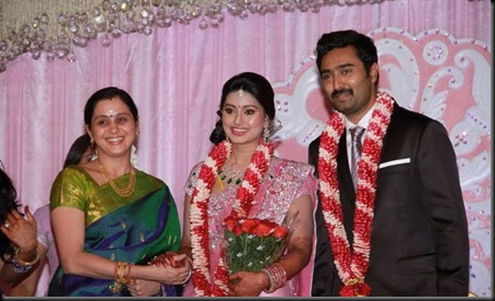 Sneha and Prasanna Wedding Reception Photos_44