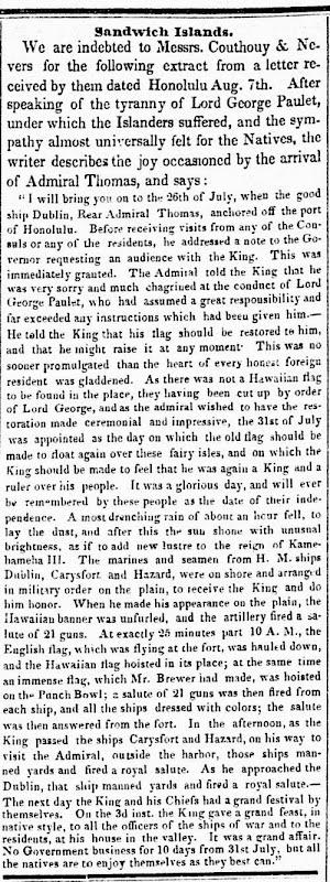 New-York daily tribune November 06, 1843