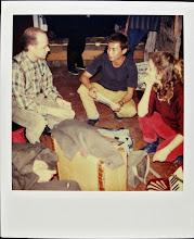 jamie livingston photo of the day September 30, 1984  ©hugh crawford