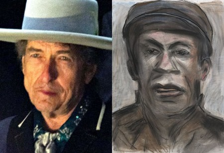 Bob Dylan_the_artist