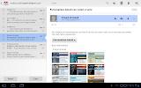 Motorola Xoom - Gmail