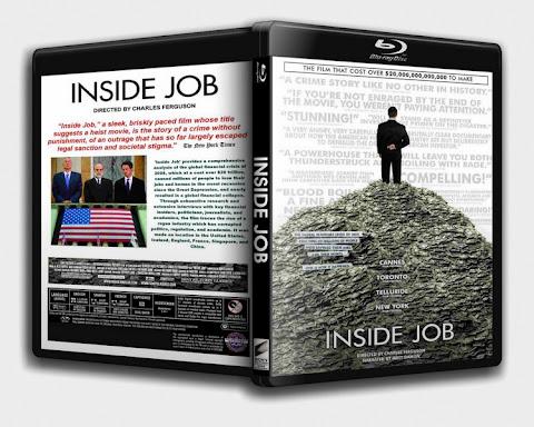 INSIDE JOB (Trabajo Confidencial – Dinero Sucio) [ Video DVD ] – Un documental sobre la crisis financiera mundial, sus causas y consecuencias actuales