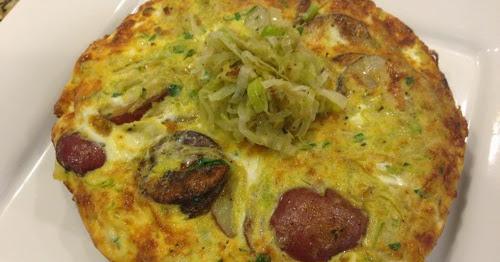 145.0…Leek, Potato & Gruyere Frittata