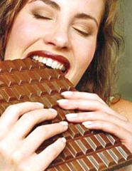 Шоколад против стресса