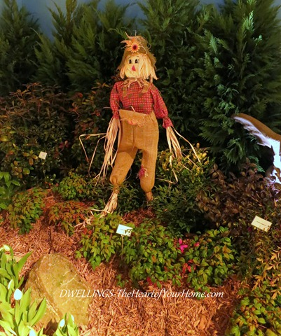 Southern Spring Show Scarecrow