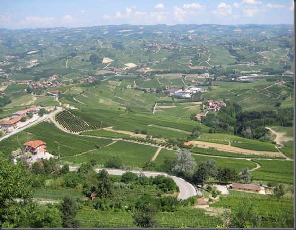 Piemonteområdet