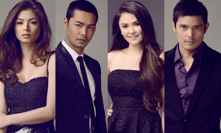 Angel Locsin, Zanjoe Marudo, Angelica Panganiban, Dingdong Dantes