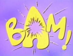 batman BAM!