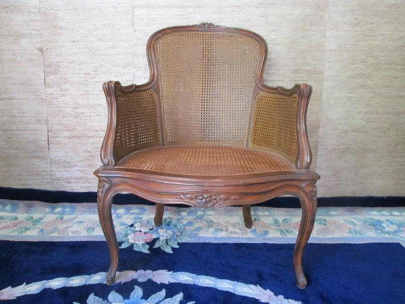 Ornate Arm Chair