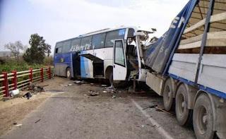 Accidents de la circulation, Baisse de plus de 30% à l'ouest du pays