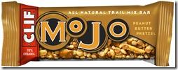 CLIF MOJO Peanut Butter Pretzel - 080310