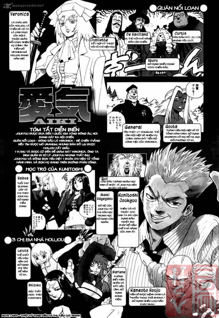 Aiki chap 90 - Trang 1