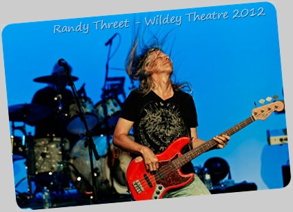 Randy Threet - Wildey Theatre 2012