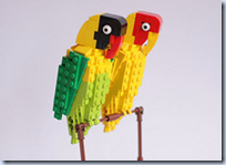Lego Tropical Birds