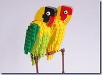 Lego Tropical Birds