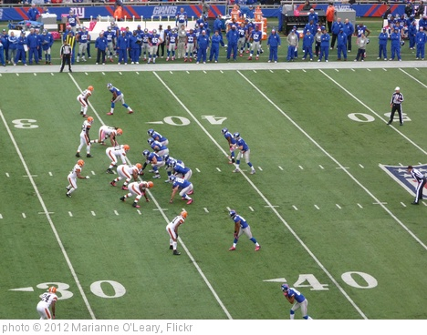 'Eli Manning and the Giants in shot-gun' photo (c) 2012, Marianne O'Leary - license: http://creativecommons.org/licenses/by/2.0/