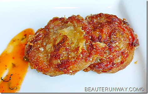 OLD HONG KONG TASTE REVIEW Wild Pheasant Roll Deep-fried Marinated Pork Roll